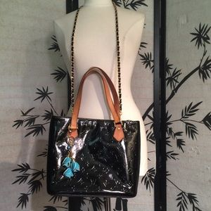 Louis Vuitton Vernis Houston handbag